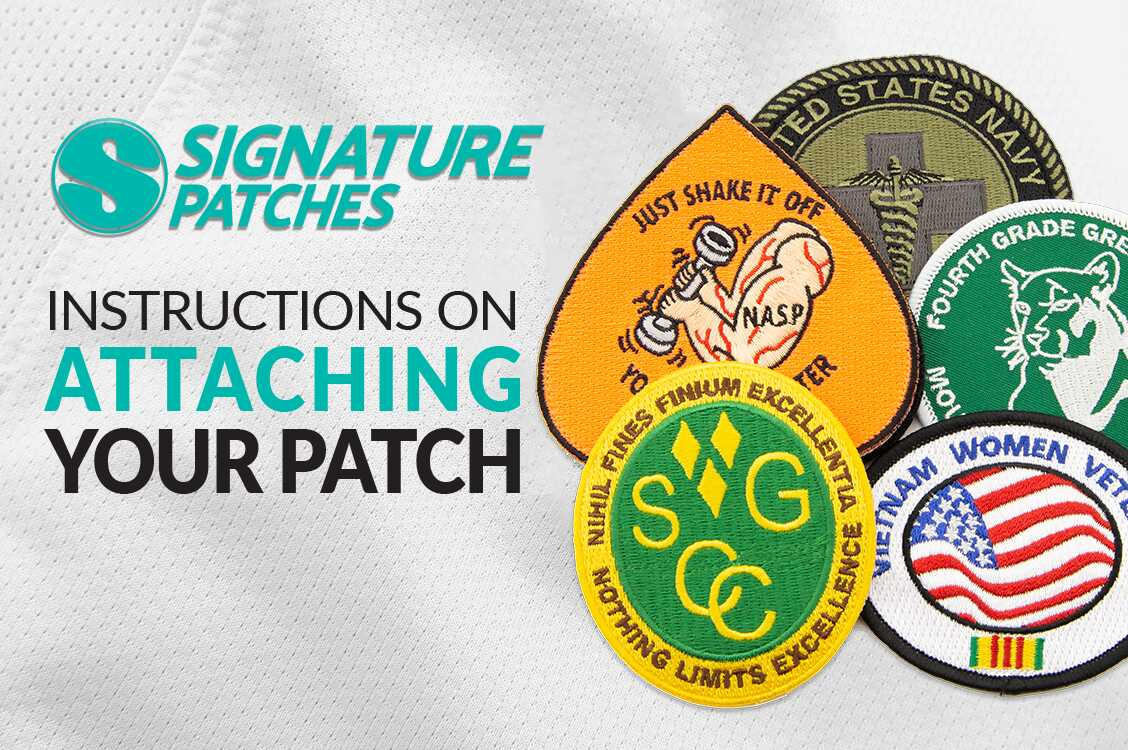 /attaching-your-patch