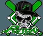 Poison Baseball Pins