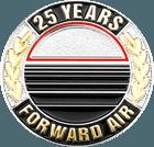 Forward Air 25 Years