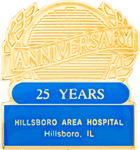 Hillsboro Area Hospital 25 Years