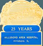Hillsboro Area Hospital 25 Years