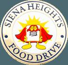 Siena Heights Food Drive
