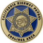 California Highway Patrol Coalinga Area