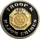 Troop K Major Crimes