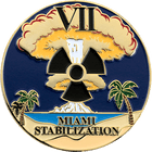 Miami Stabilization FBI Challenge Coin