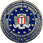 Miami Stabilization FBI Challenge Coin Side 2