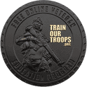 TrainOurTroops Challenge Coin