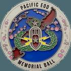 Okinawa EOD Foundation Challenge Coin Back