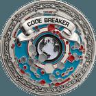 Code Breaker Coin Side 2