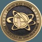 Super Smash Bros. Challenge Coin Side 2