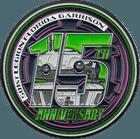 501st Everglades Squad Coin