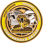 501st Copperhead Squad Challenge Coin