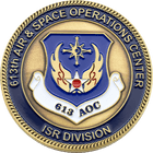 Air Space Operations Center Coin