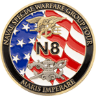 Navy Special Warfare Challenge Coin