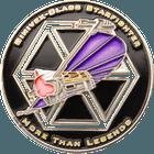 Flagship Eclipse Detachment Challenge Coin Side 2