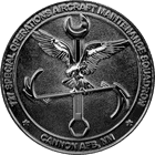 AFSOC Black Nickel Coin Side 2
