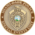 Miami-Dade Police Coins