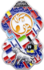 Sinai Egypt K9 Challenge Coin Side 2