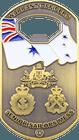 Australian Defence Force Bottle Opener Coin Side 2