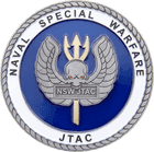 Oversized Navy Special Warfare Coin