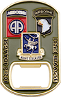 102nd Airborne Dog Tags