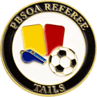 Soccer Flipping Coin