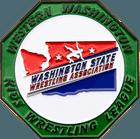 WSWA Wrestling Coin