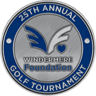 Windermere Golf Tournament Coins