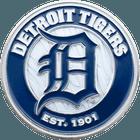 Detroit Tigers Challenge Coin