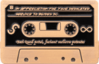 BSides Cassette Tape Challenge Coin Side 2