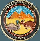 Australian Defense Challenge Coin