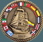 Armada De Colombia Coin