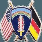 Hard Enamel Flag Pin