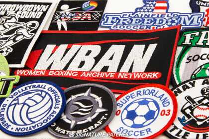 Sports Team Patches