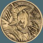 Diabolis Challenge Coin