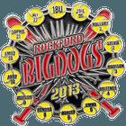 Big Dogs Softball Trading Pin