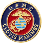 Marines Military Pin