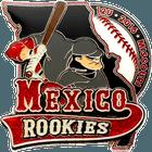 Mexico Rookies Baseball Pin