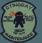 Stingray-Maintenance-Patch