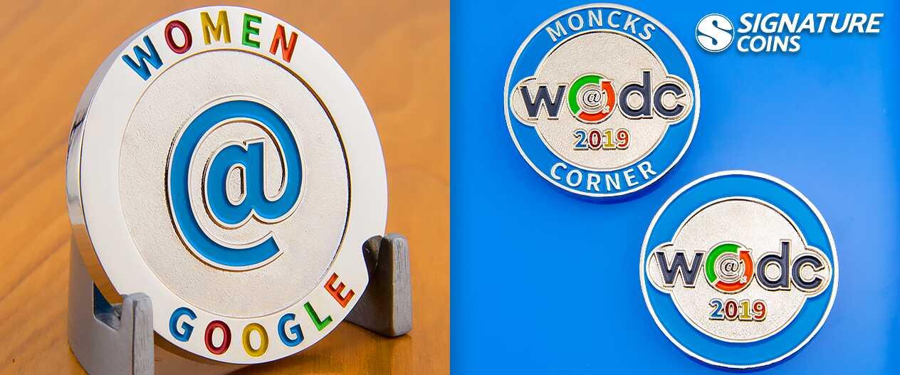 Signaturecoins-Women-In-Technology-Google-Challenge-Coins