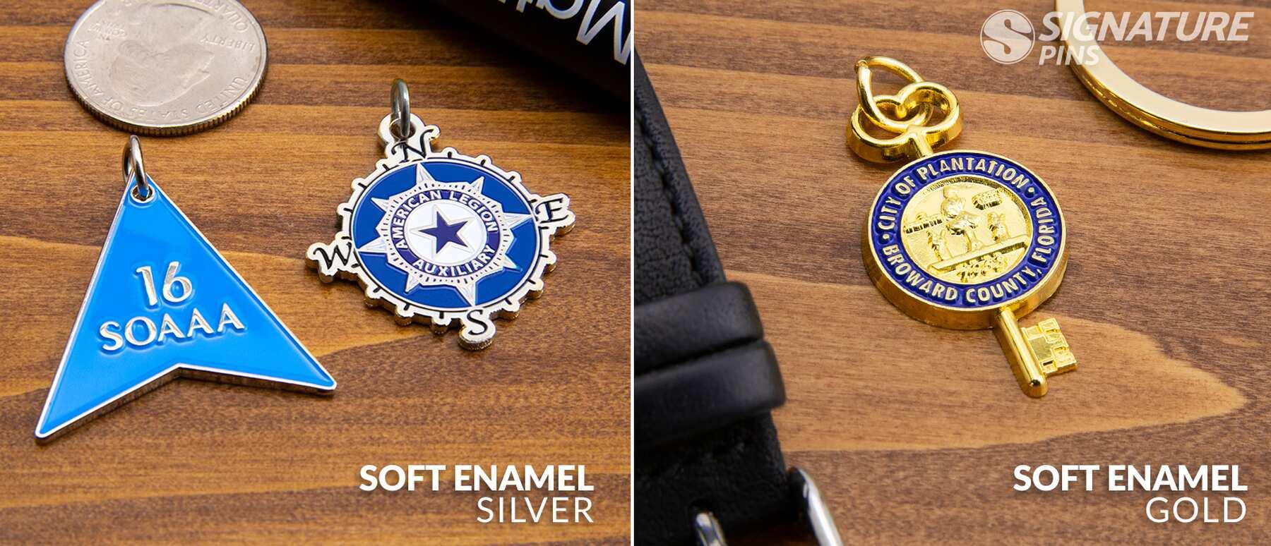 SignaturePins-Soft-Enamel-Charms