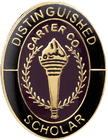 Distinguished Scholar Graduation Pins
