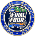 NBA Final Four Coin