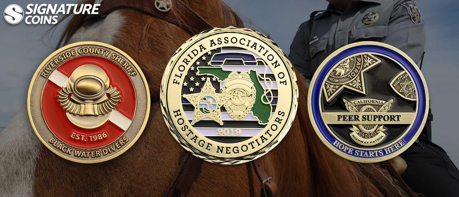 SignatureCoins-Law-Enforcement-sheriff-coins
