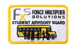FXS-Force Multiplier Solutions School patch