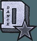 dance-chenille-patch