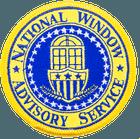 National Window Advisory Service Iron On Patch