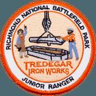 Richmond National Battlefield Park Iron On Patch