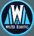 Walter Robotics iron on patch