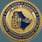 U.S. Navy Reserve Challenge Coin
